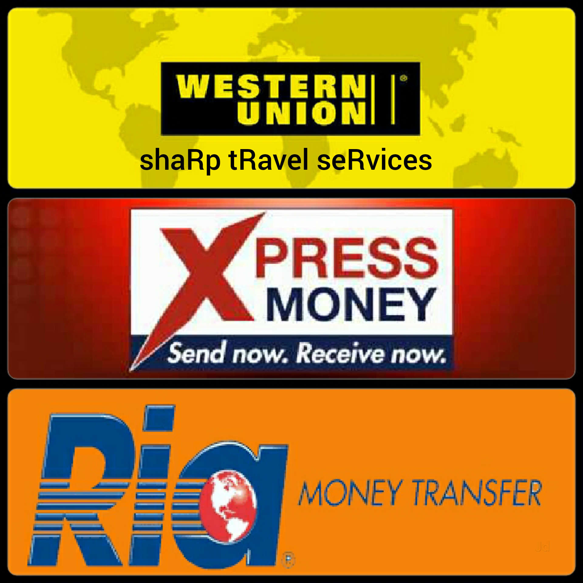 Ria Money Transfer Agencies Belgaum
