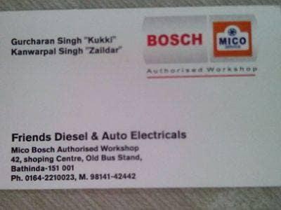 Top Mico Diesel Fuel Injection Pump Dealers in Bhatinda - Best Mico