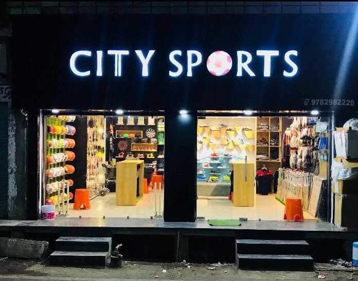 City Sports Bhopal Ganj Sports Goods Dealers In Bhilwara Justdial