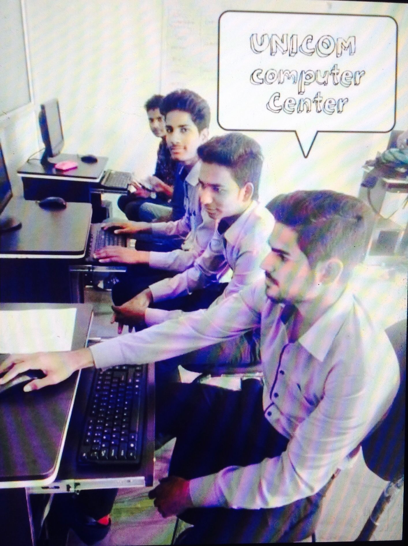 Top Computer Training Internet Domain Registration in Azad