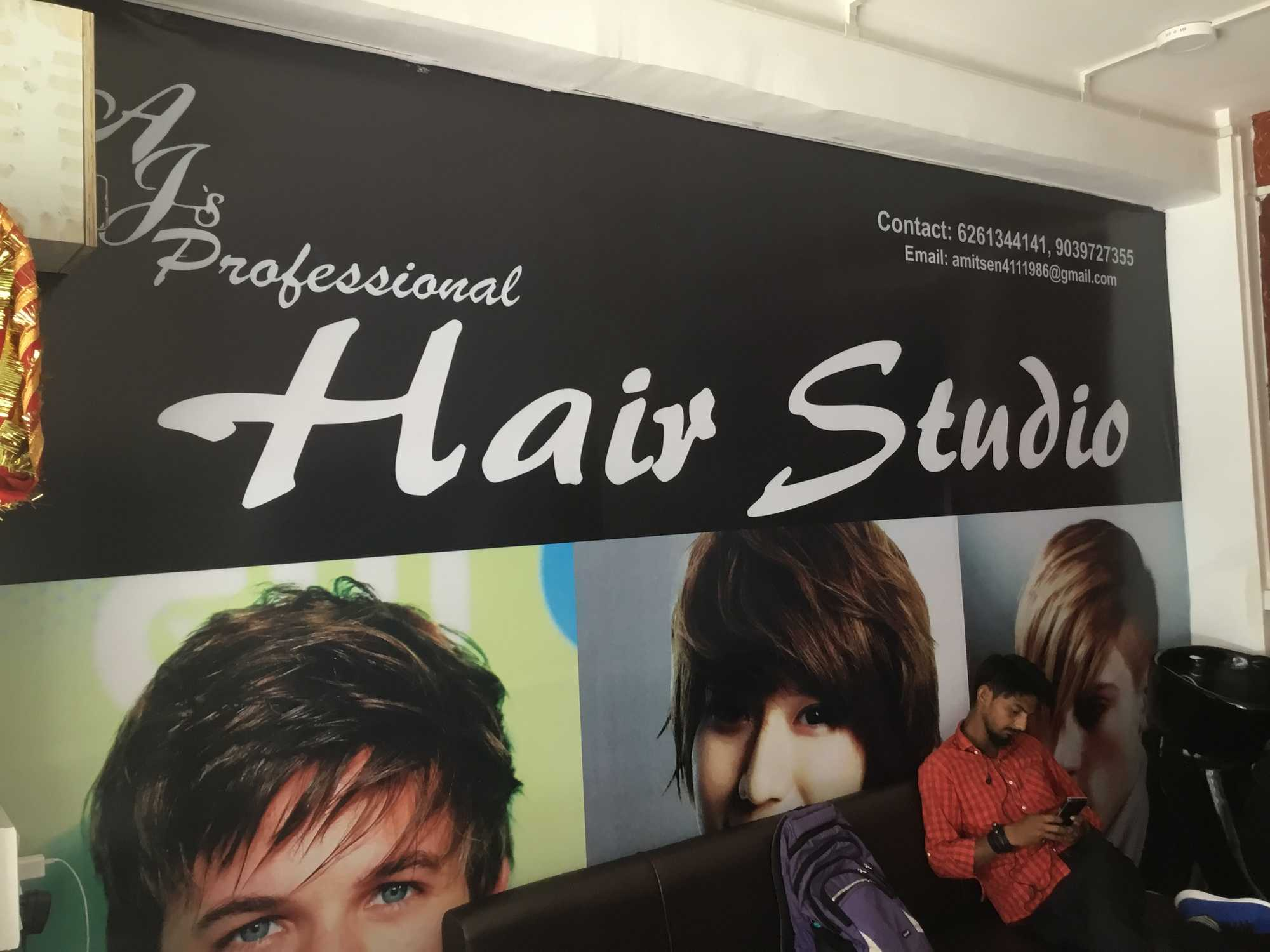 Top 100 Hair Stylists in Bhopal - Best Hair Salons - Justdial