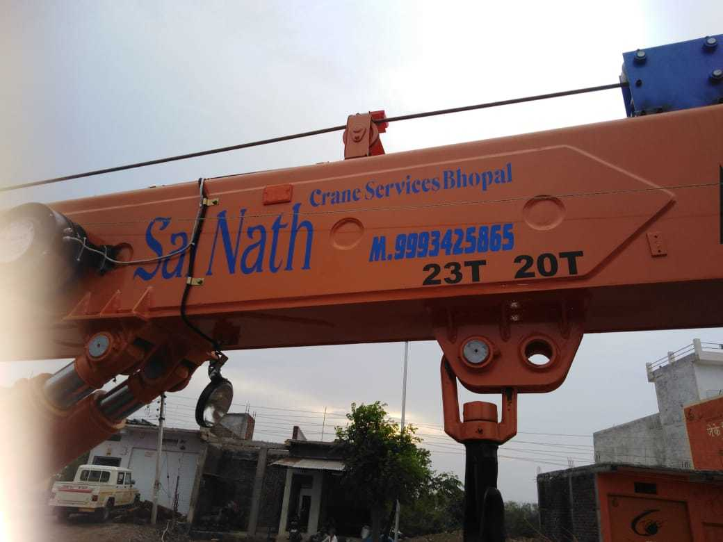 Top 30 Cranes On Hire in Bhopal - Best Crane On Rent - Justdial