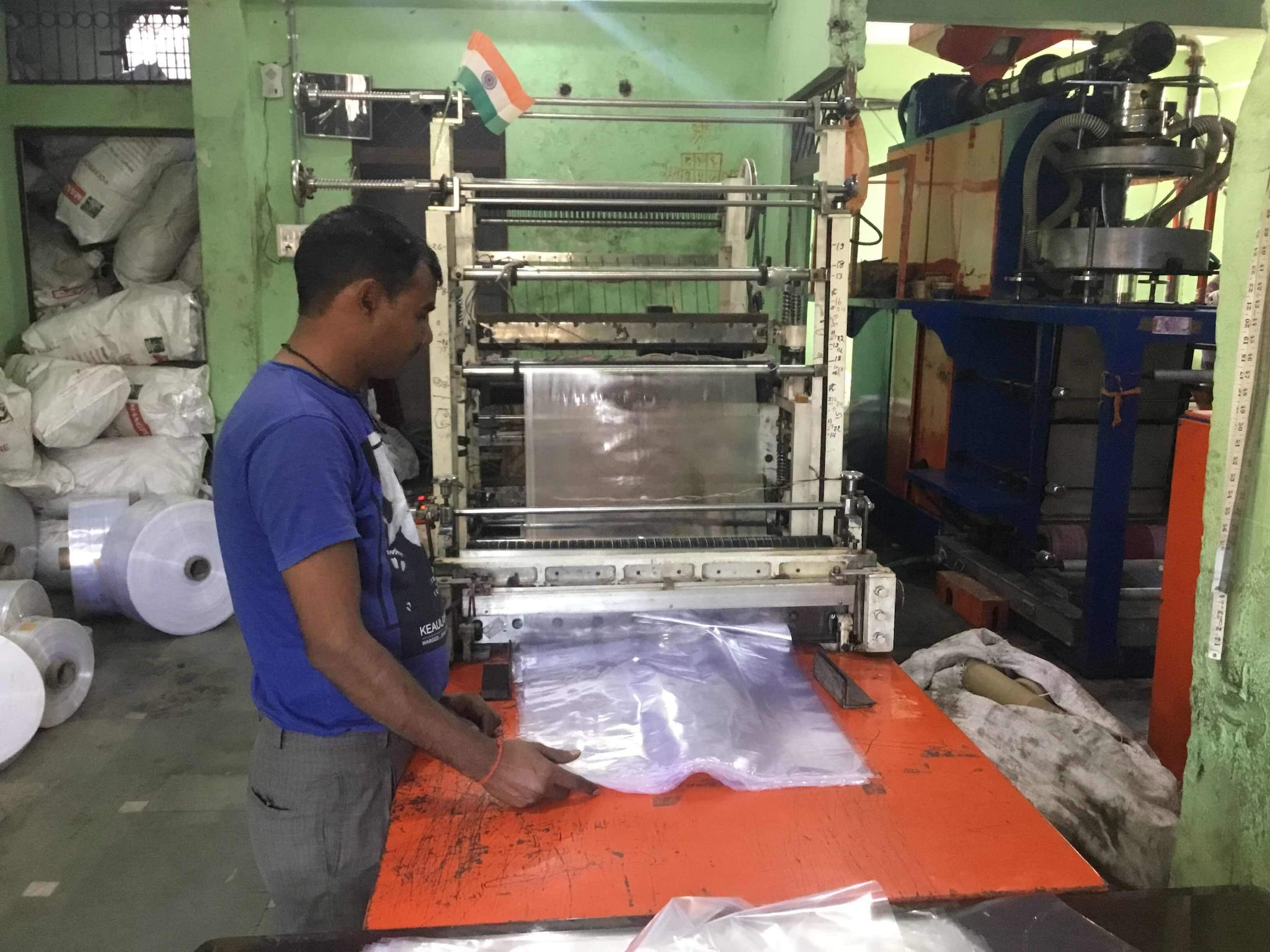 Plastic Bag Industry In India | Brydens Xpress