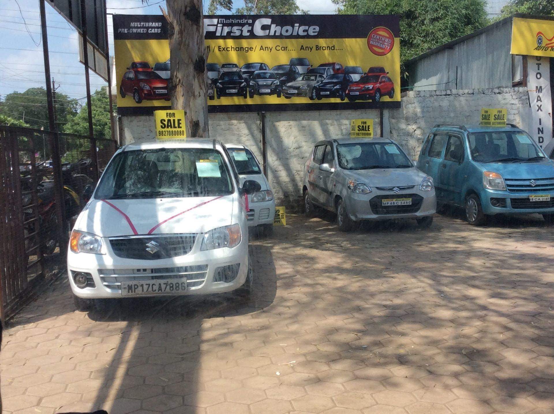 Top Maruti Suzuki Omni Second Hand Car Dealers In Bhopal Best
