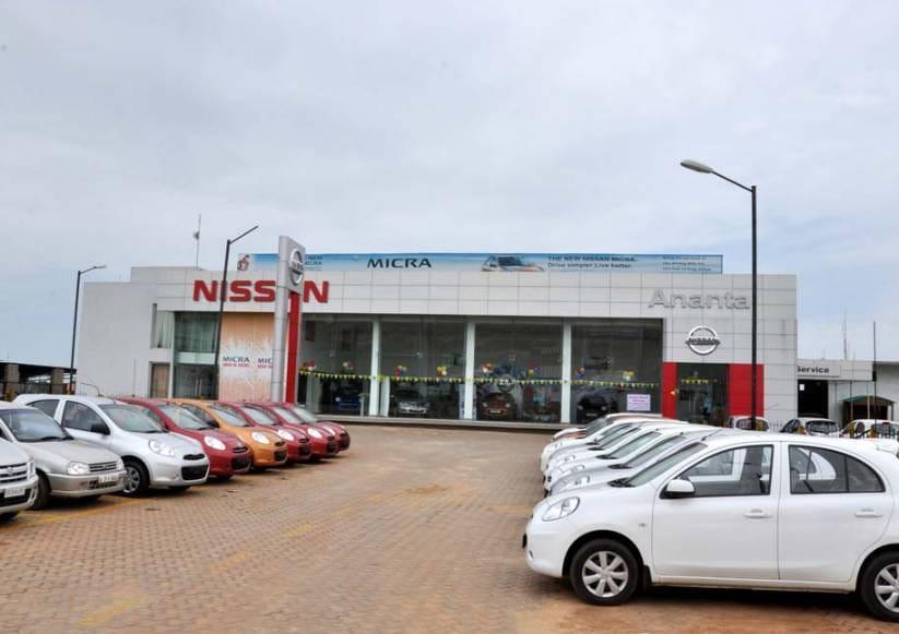 Top Nissan Car Dealers In Bhubaneswar Nissan Showrooms