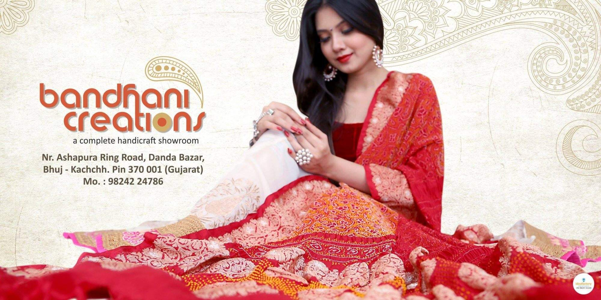 a5a514d0db Top Bandhani Dress Material Wholesalers in Bhuj - Justdial