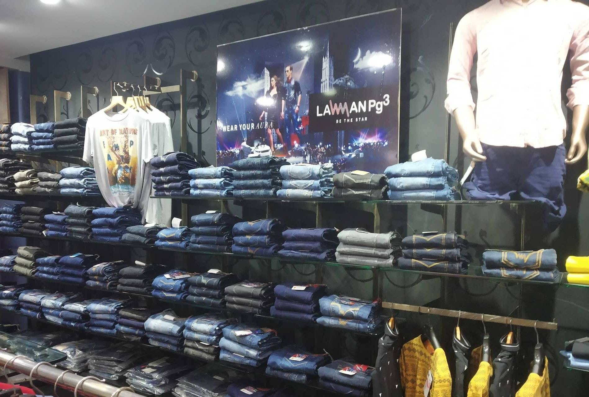 Killer Jeans & Lawman Pg3, Bilaspur H O - Jeans Retailers in