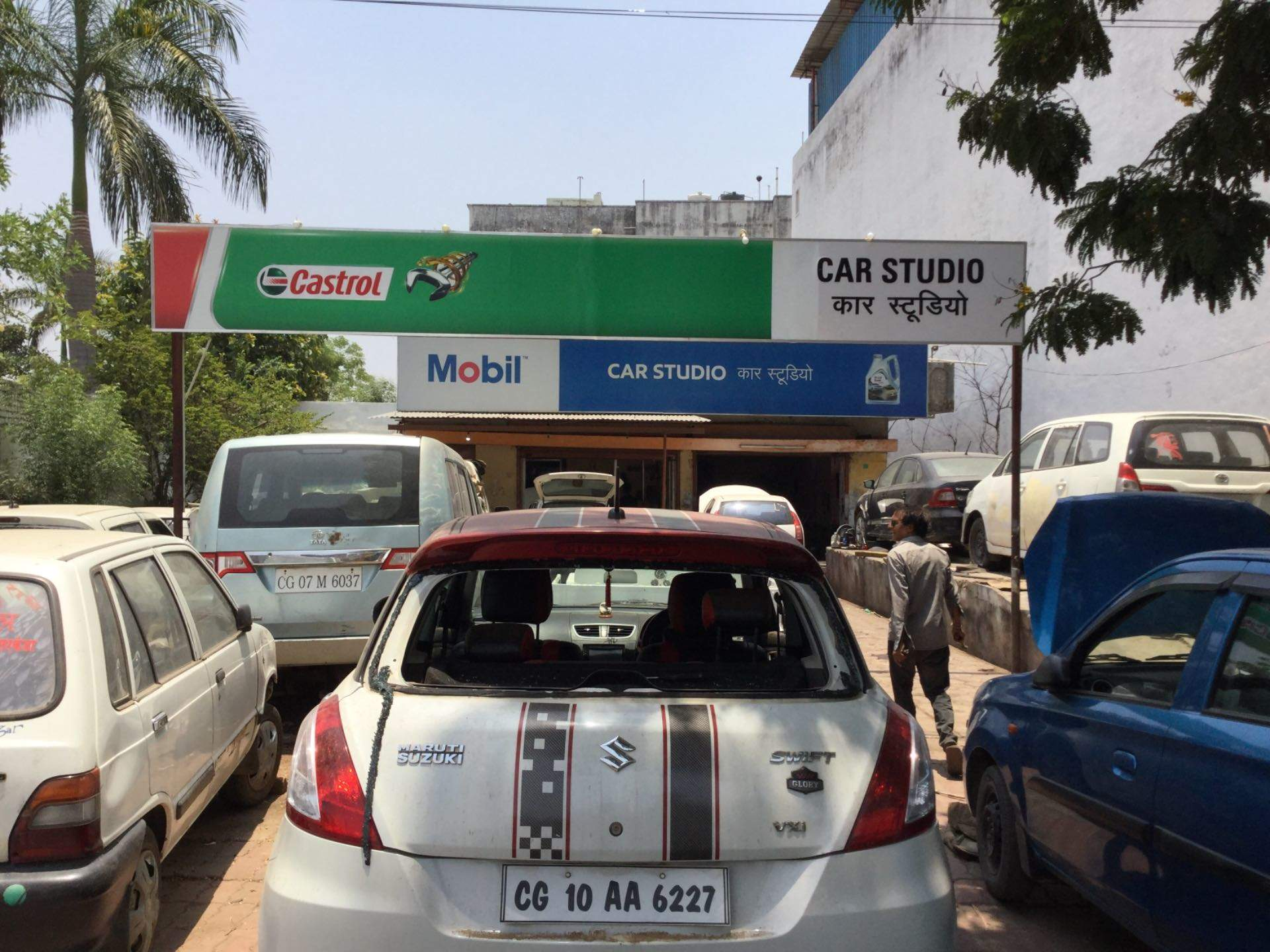 Car Accessory Dealers in Bilaspur-Chhattisgarh - Car