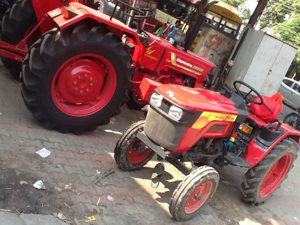 Top Mahindra Tractor Dealers in Budaun Railway Station