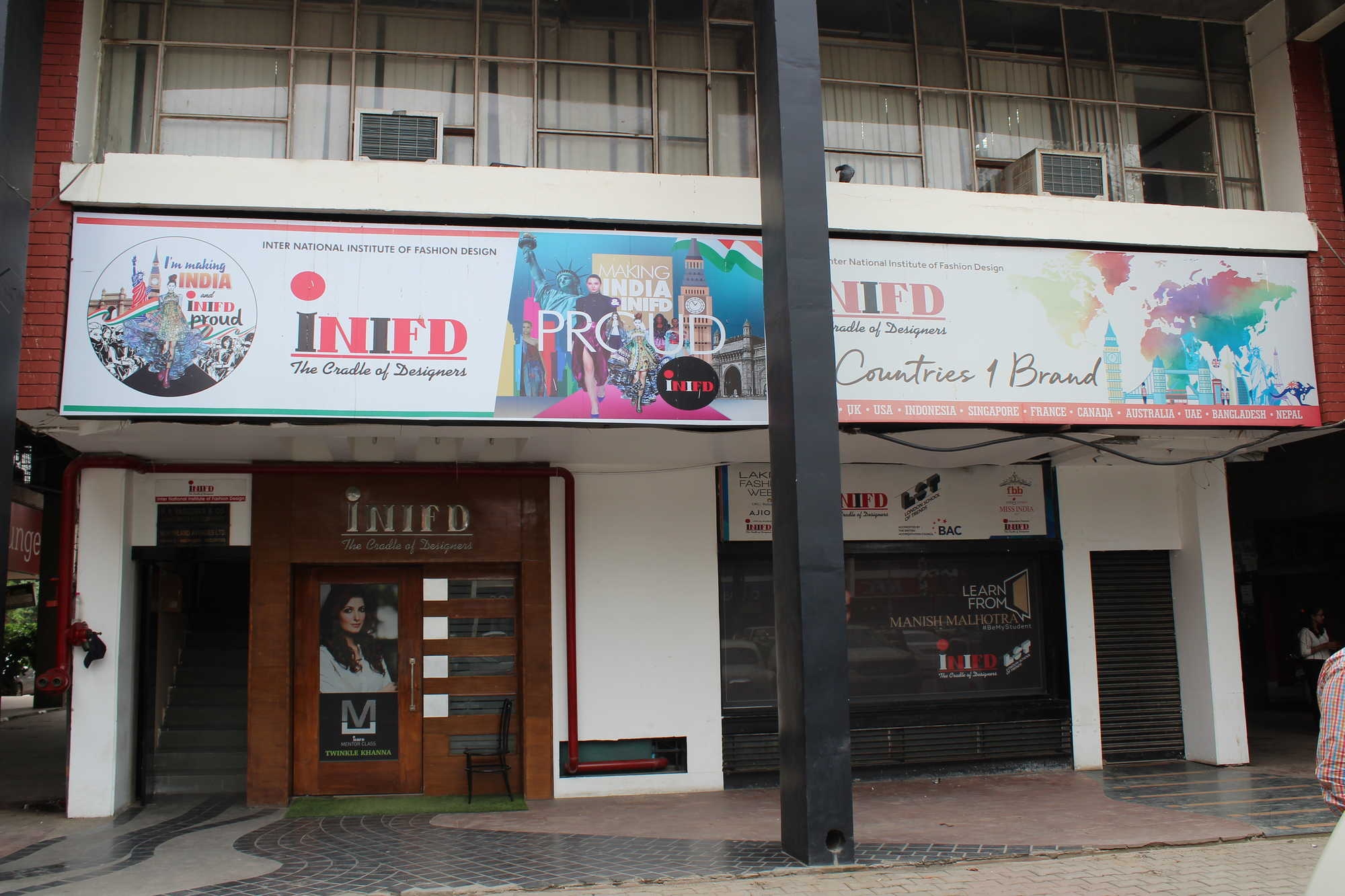 Inifd International Institute Of Fashion Design Chandigarh Sector 8c Fashion Designing Institutes In Chandigarh Justdial