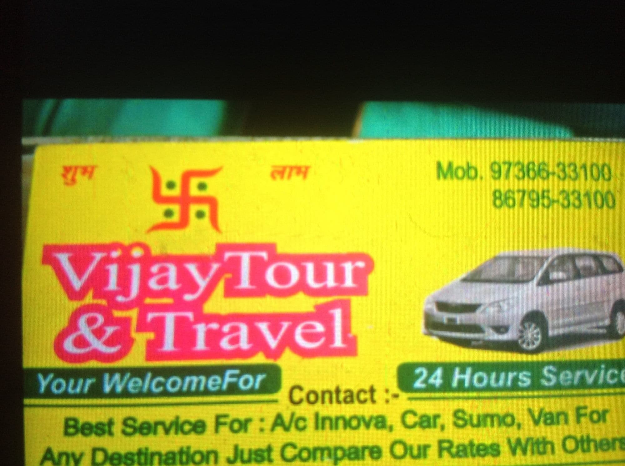 Vijay Tour Travel Chandigarh