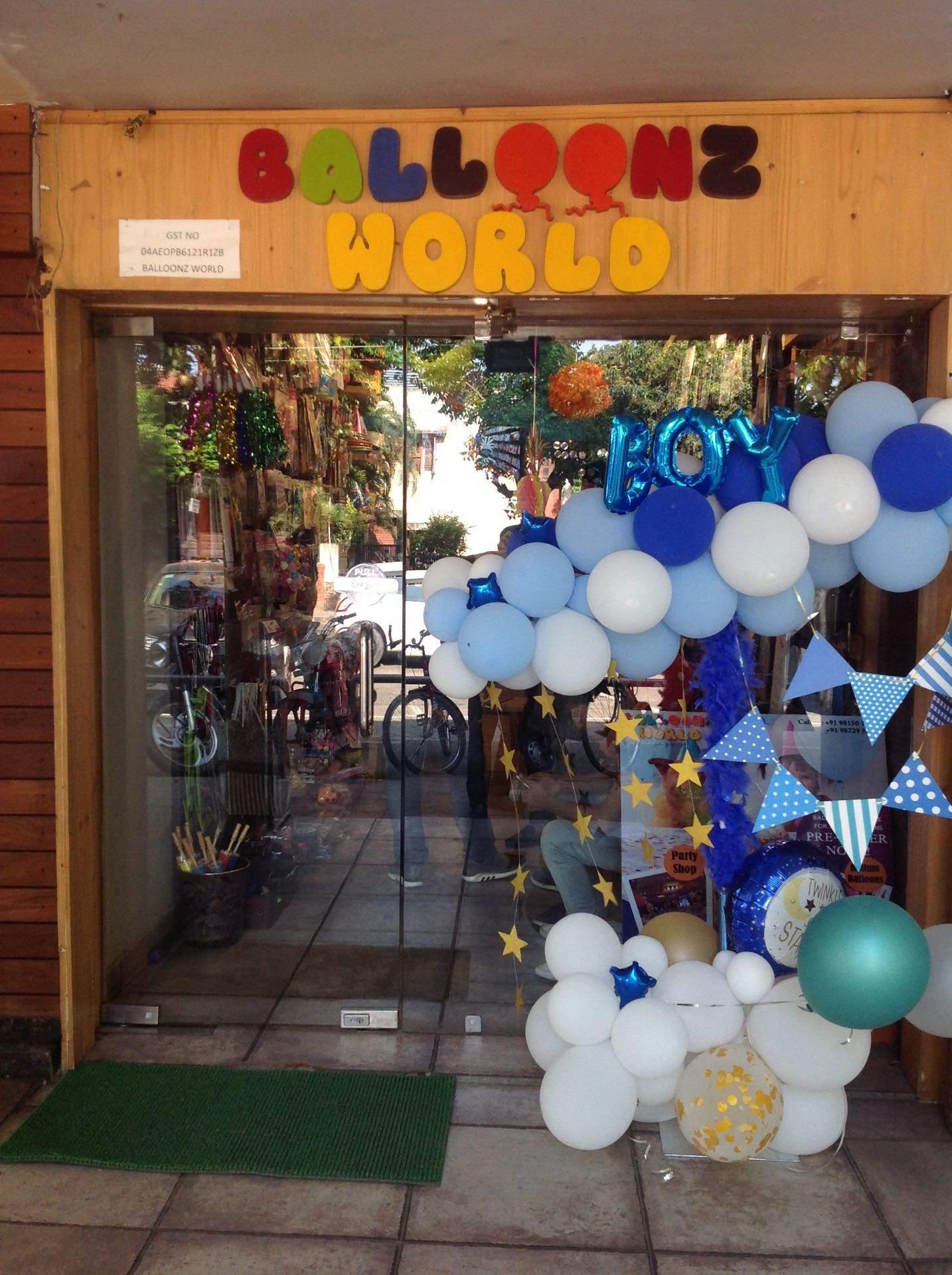 Top 100 Balloon Decorators In Chandigarh