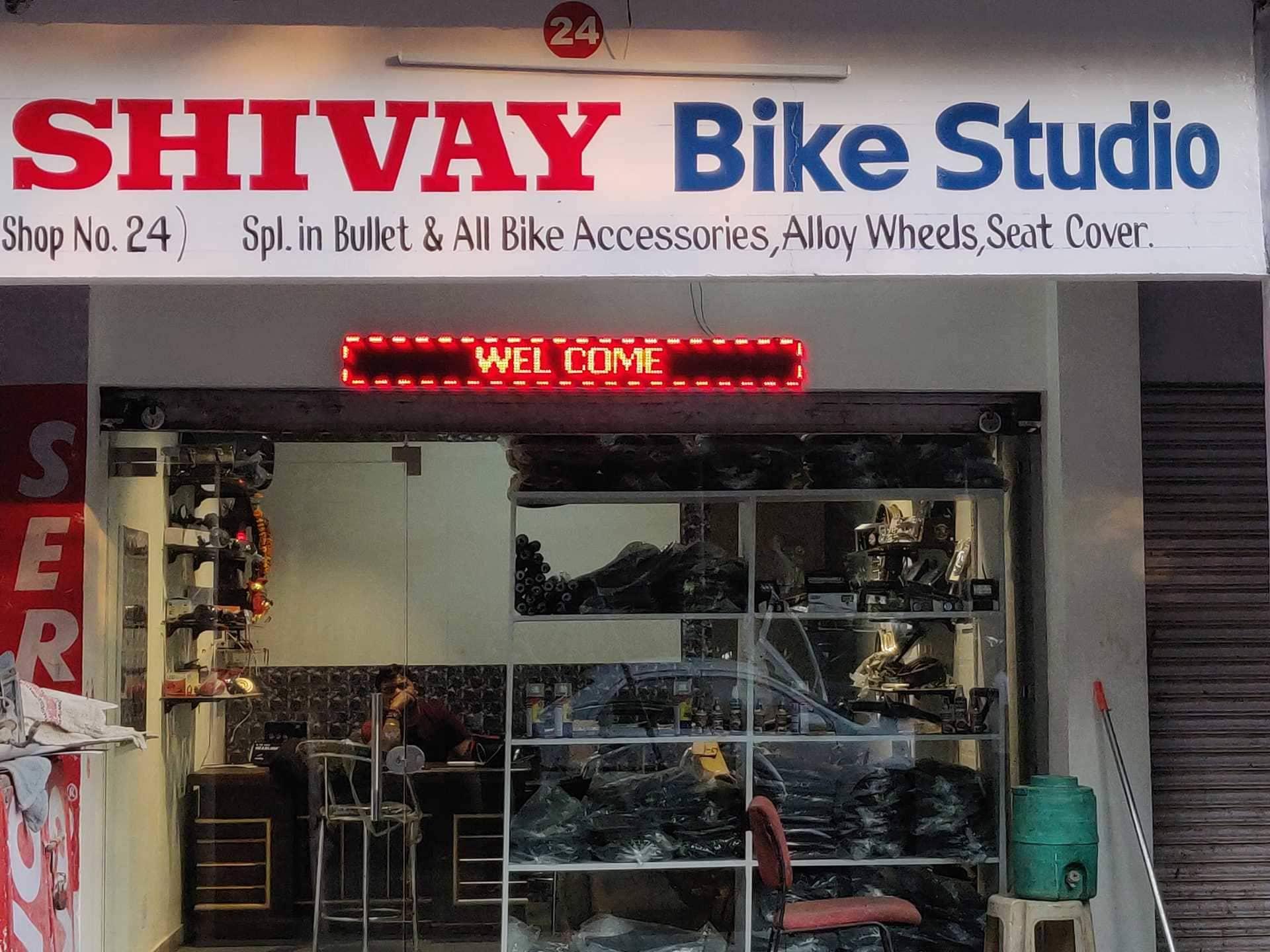Honda motorcycle parts store near me