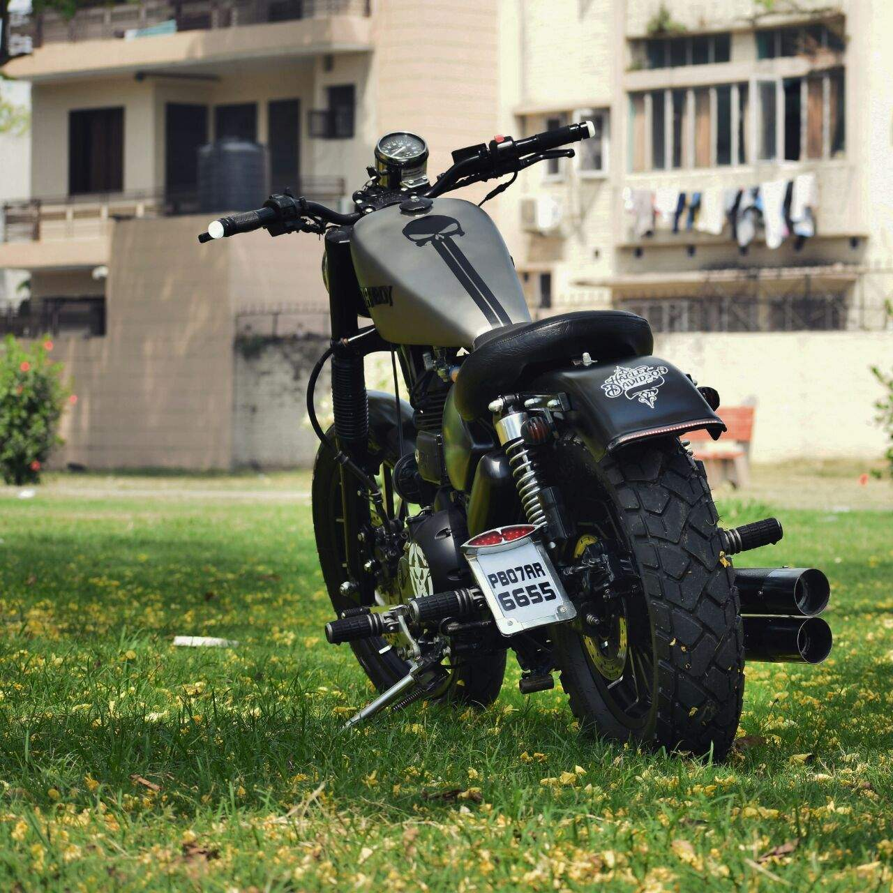 Top Motorcycle Customization Services in Chandigarh - Best
