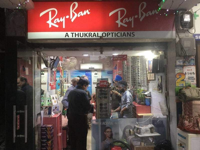 b605f66a97 Top 4 Ray ban sunglass Dealers in Chandigarh Sector 17 - Best Ray ...