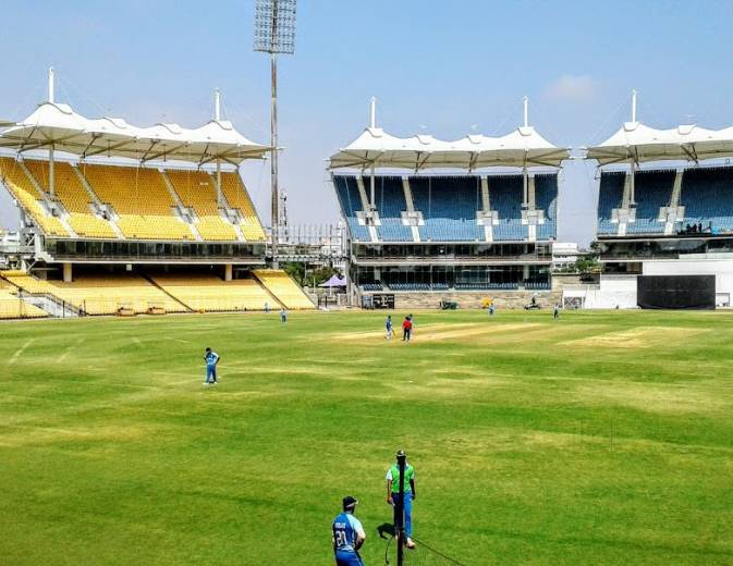 M A Chidambaram Stadium, Chepauk - Stadiums in Chennai - Justdial