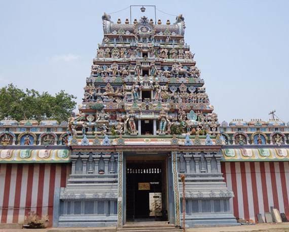 Sri Kanyaka Parameswari Devasthanam, Parrys - Temples in Chennai ...