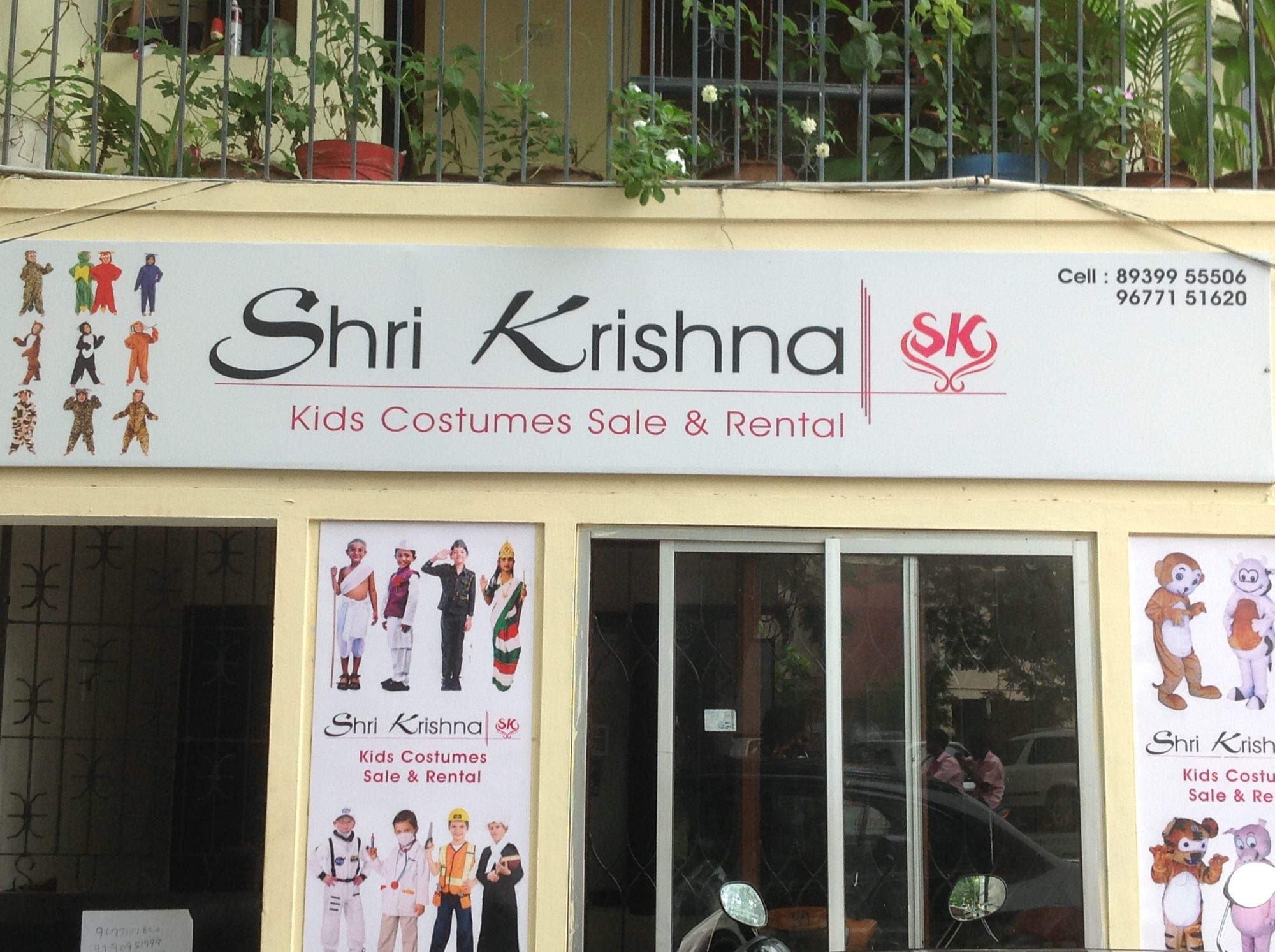 Fancy Dress Costume Retailers Chennai