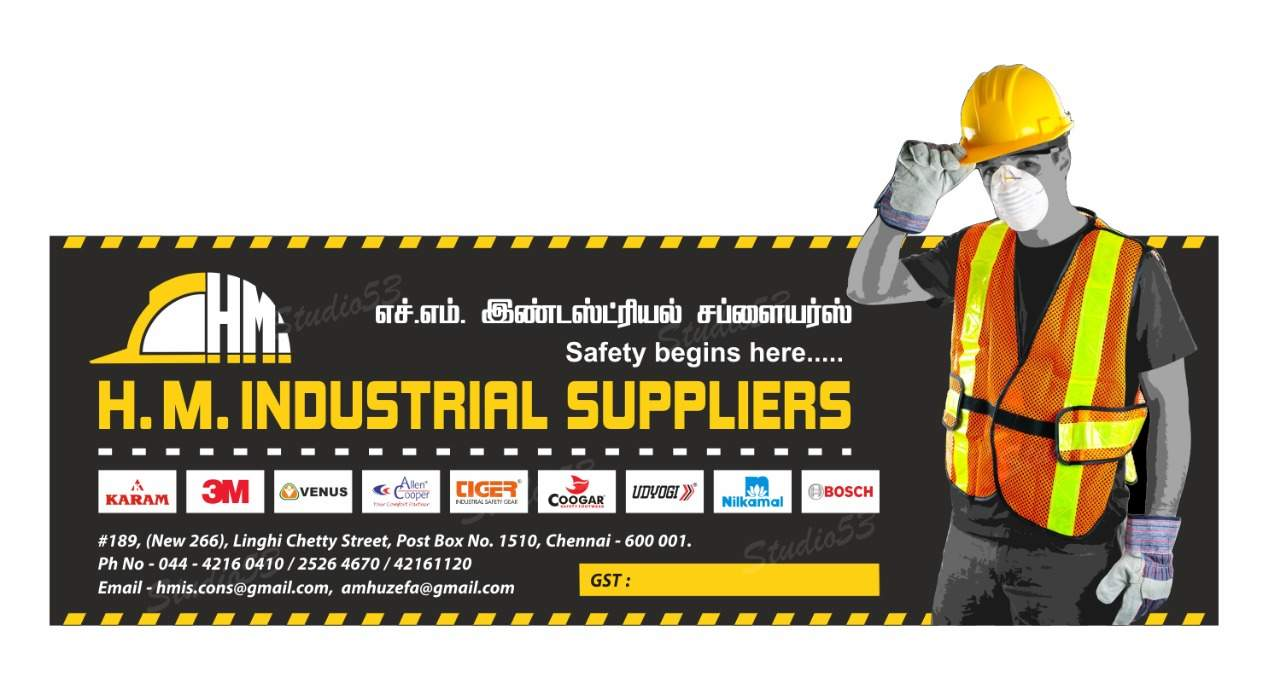 Top 100 Industrial Safety Equipment Dealers in Chennai