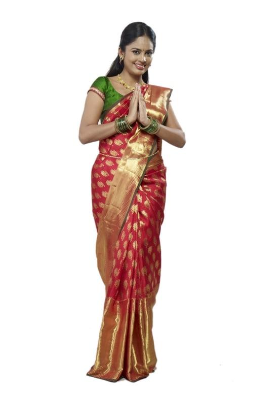 7f9c8a8f34 Top 20 Banarasi Silk Saree Retailers in T Nagar - Best Banarasi Silk ...