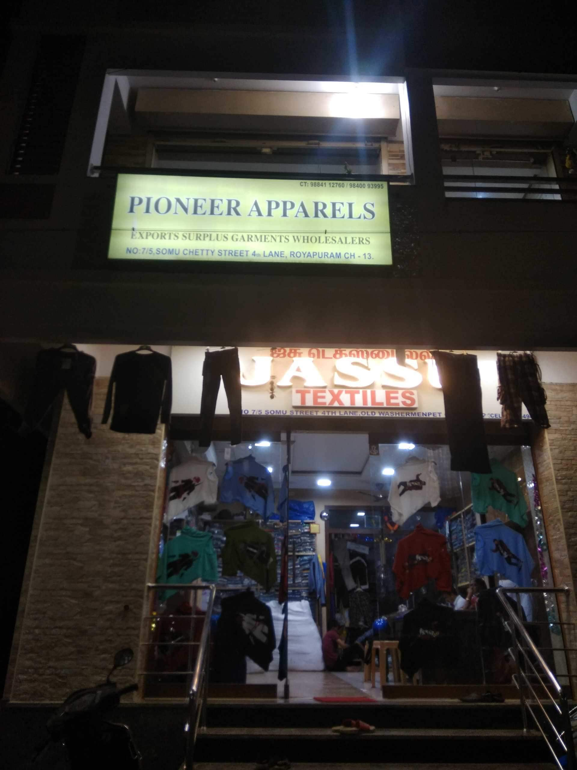 Top 50 Branded Export Surplus Garment Wholesalers in Chennai - Justdial