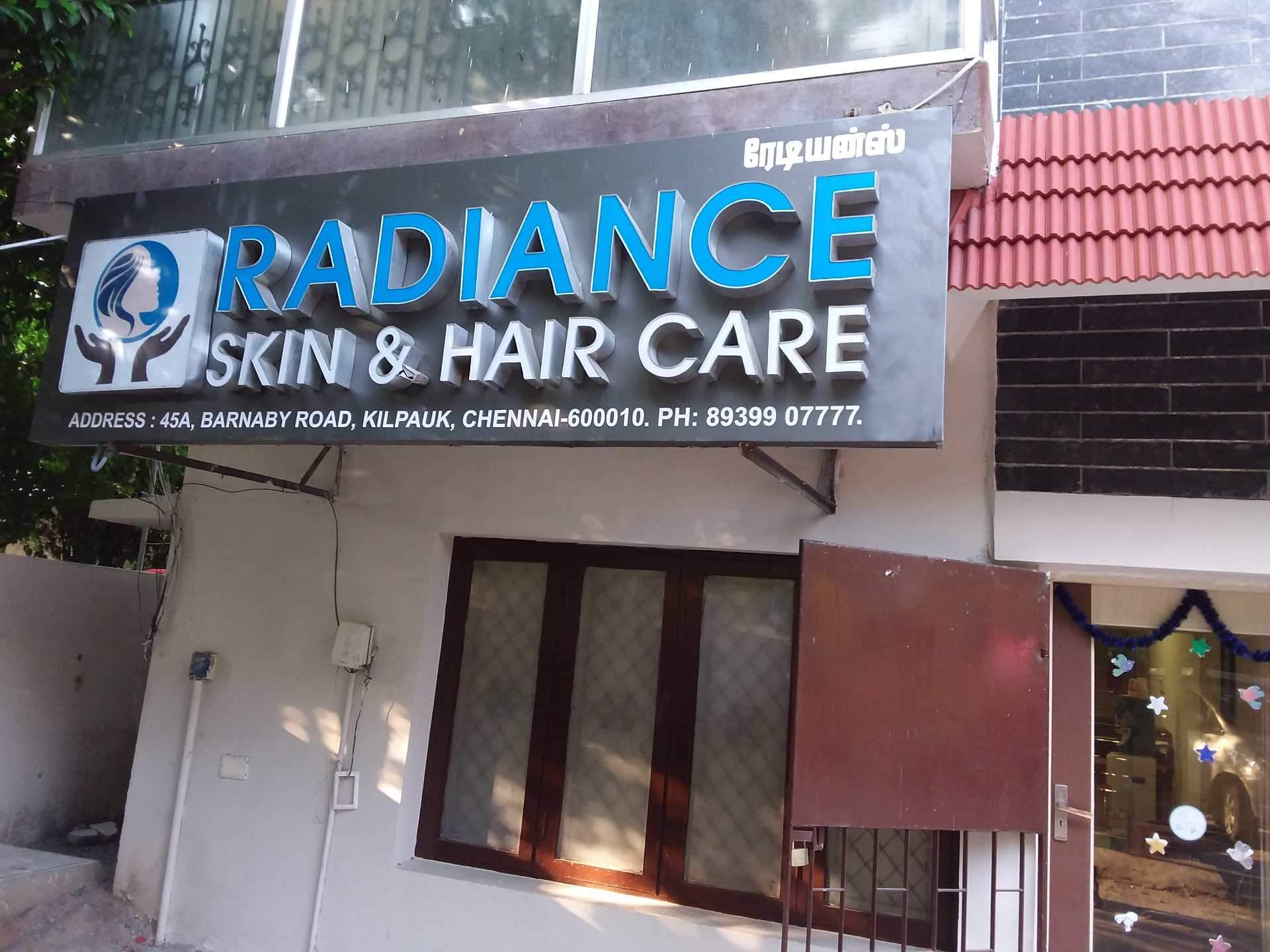 Radiance Skin Hair Care Dermatologists Book Appointment Online Dermatologists In Kilpauk Chennai Justdial