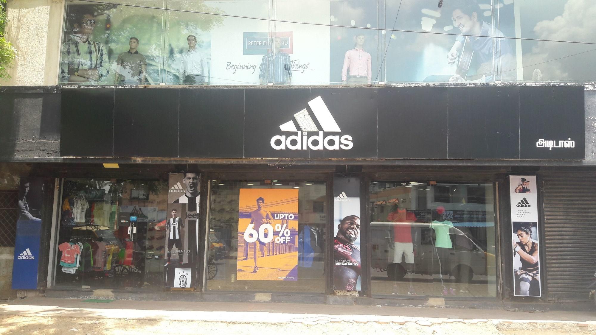Adidas Exclusive Showroom in Ambattur 0d619da78