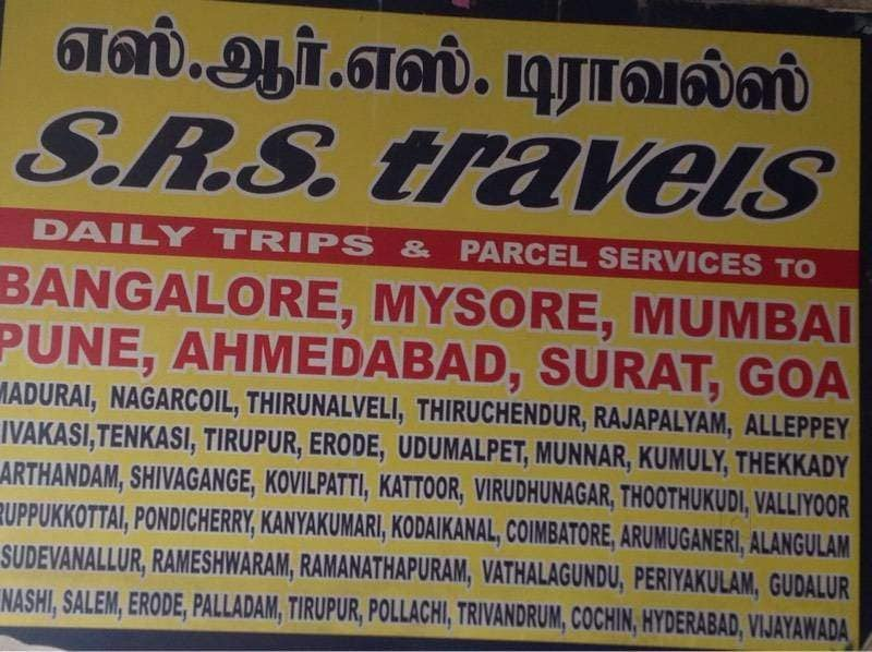 Krs Travels Online Booking