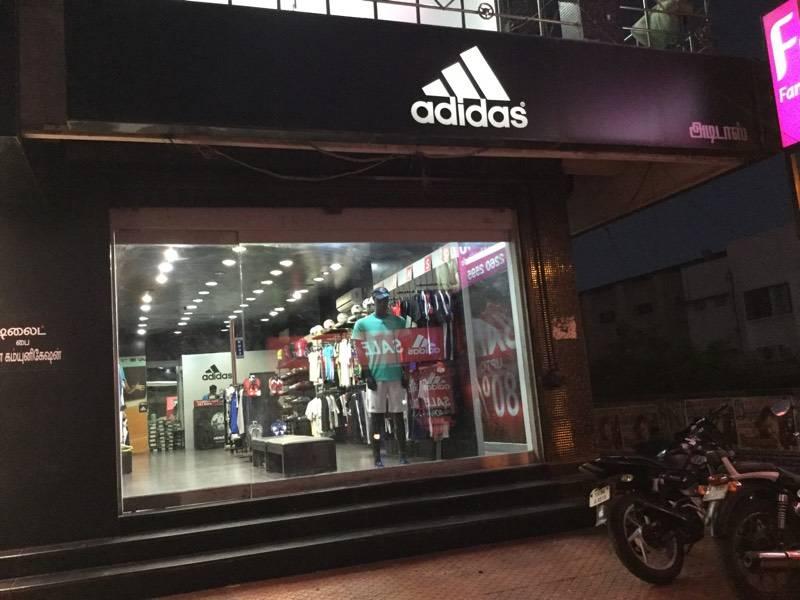Adidas Exclusive Store, Velacheri