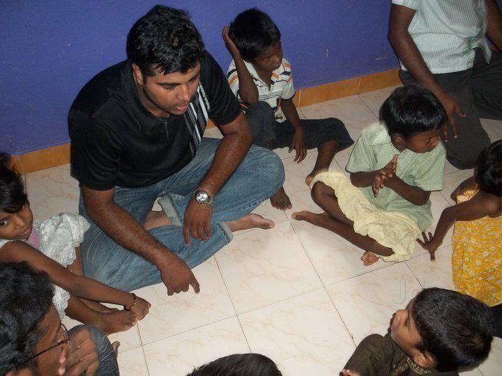conversation on child labour