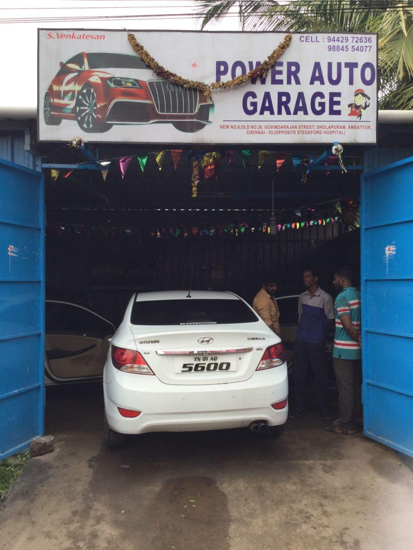 Maruti Suzuki Swift Car Repair & Services Ambattur, Chennai