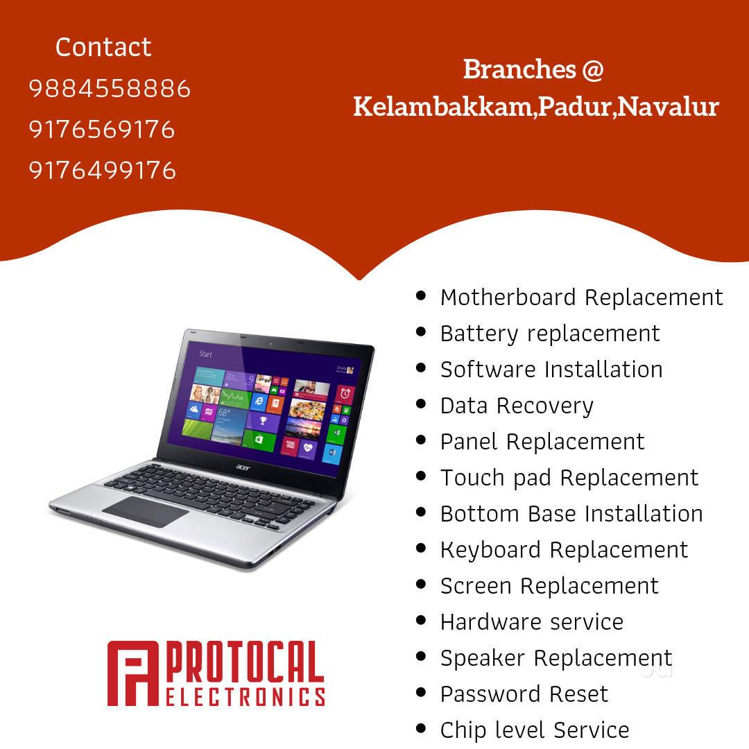 Top HP Laptop Repair & Services in Medavakkam - HP Laptop