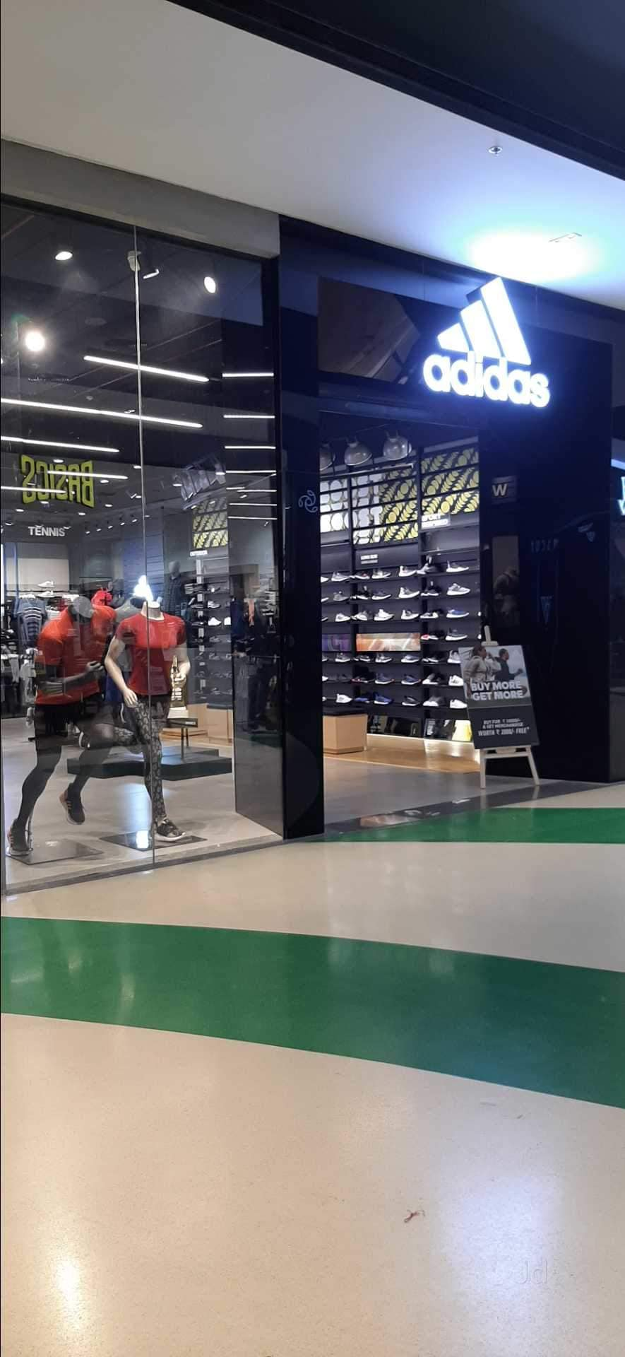 Adidas Exclusive Store, Anna Nagar