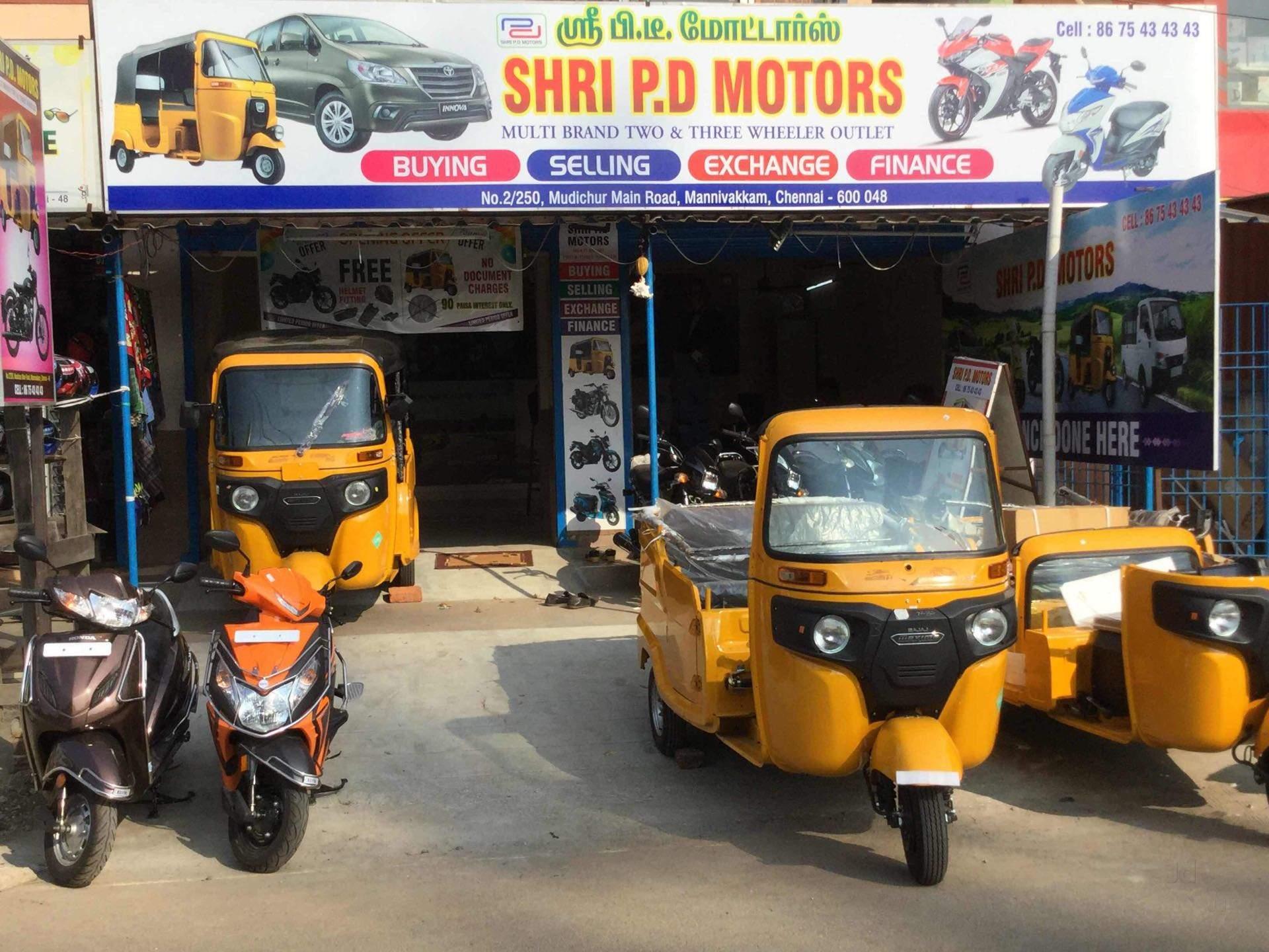 Top 4 Piaggio Ape Auto Rickshaw Dealers In Chennai Best Piaggio