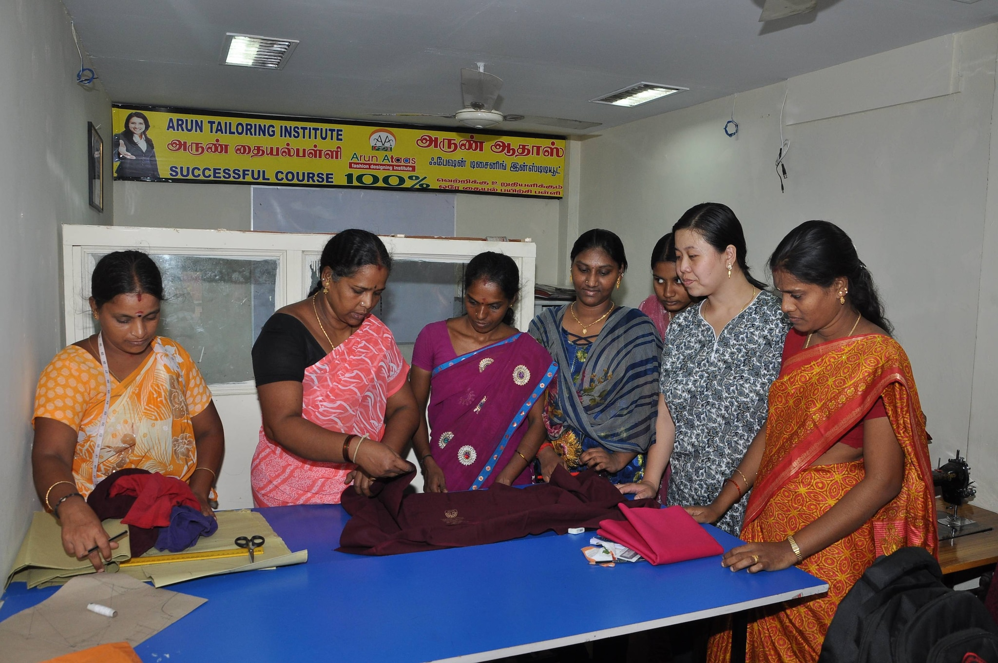 Arun Tailoring Institute Fashion Designing Mylapore Tailoring Classes In Chennai Justdial