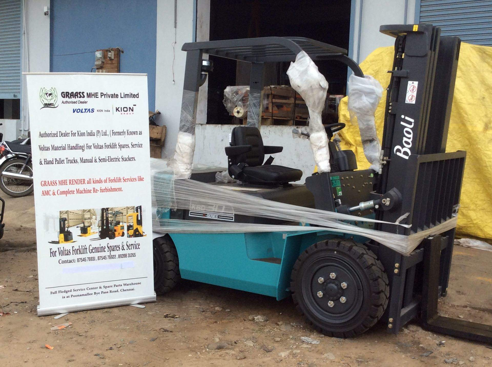 Top 50 Forklift Repair & Services in Chennai - Best Forklift