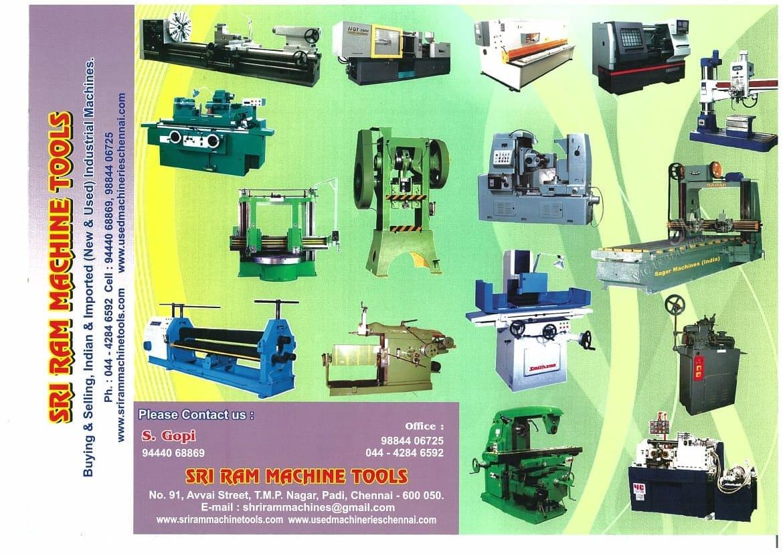 Top 50 Second Hand Machine Dealers In Chennai Best Used Machine