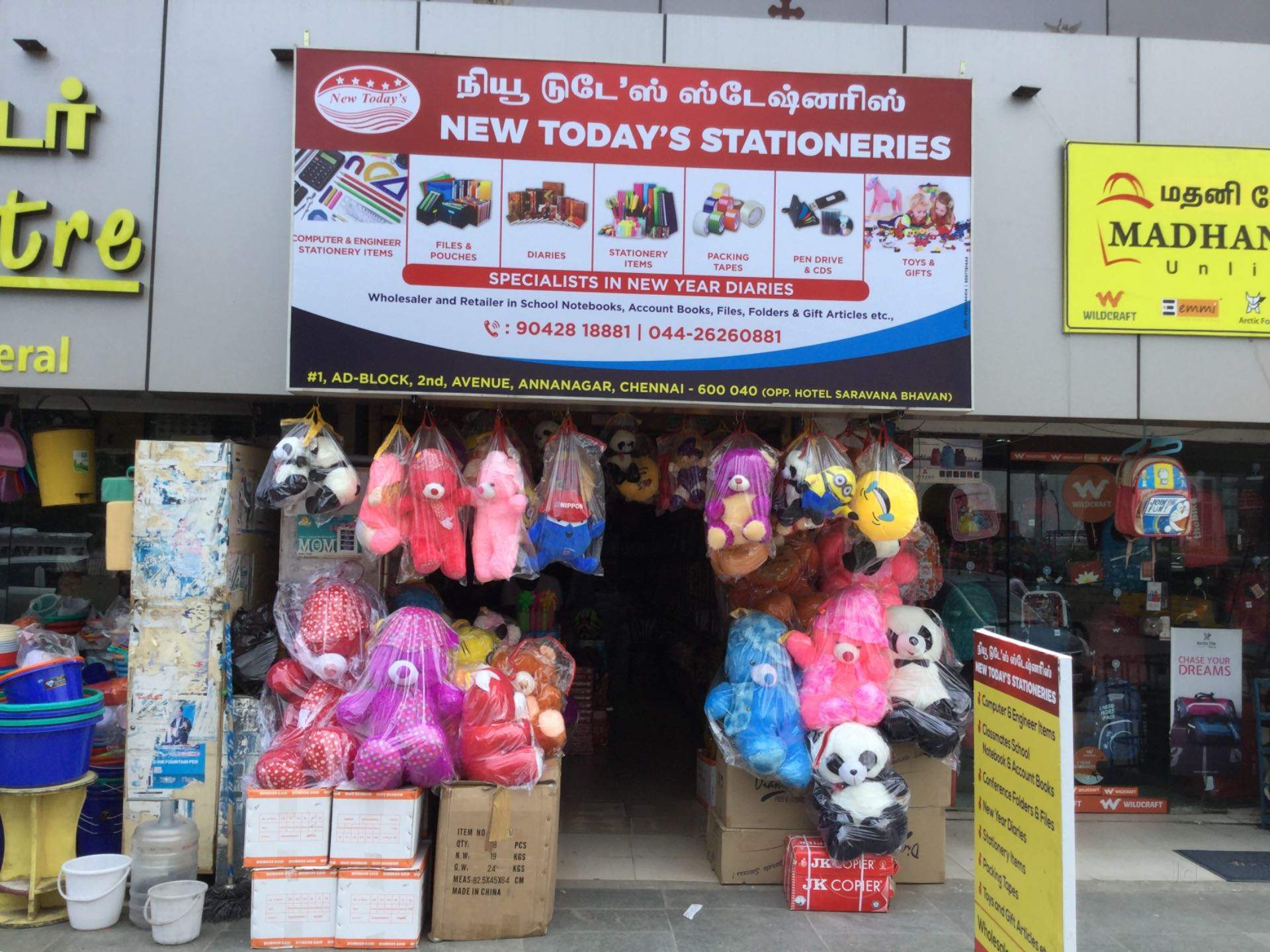 Top 100 Stationery Shops in Chennai - Best Office Supplies Store