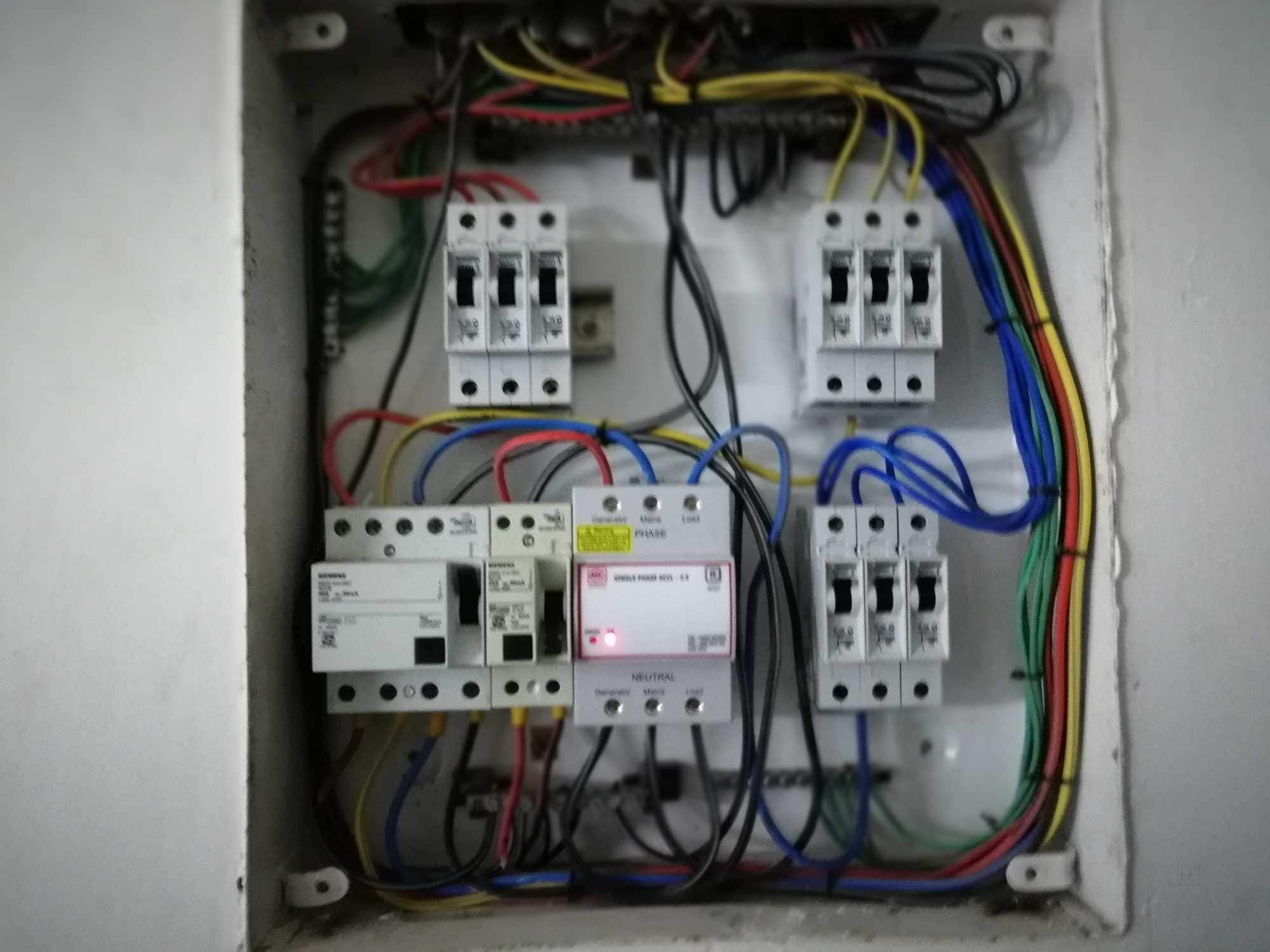 Top Electricians In Pattabiram Chennai Electrical Repair To Reset A Tripped Fuse Circuit Breaker Plumbing Electric