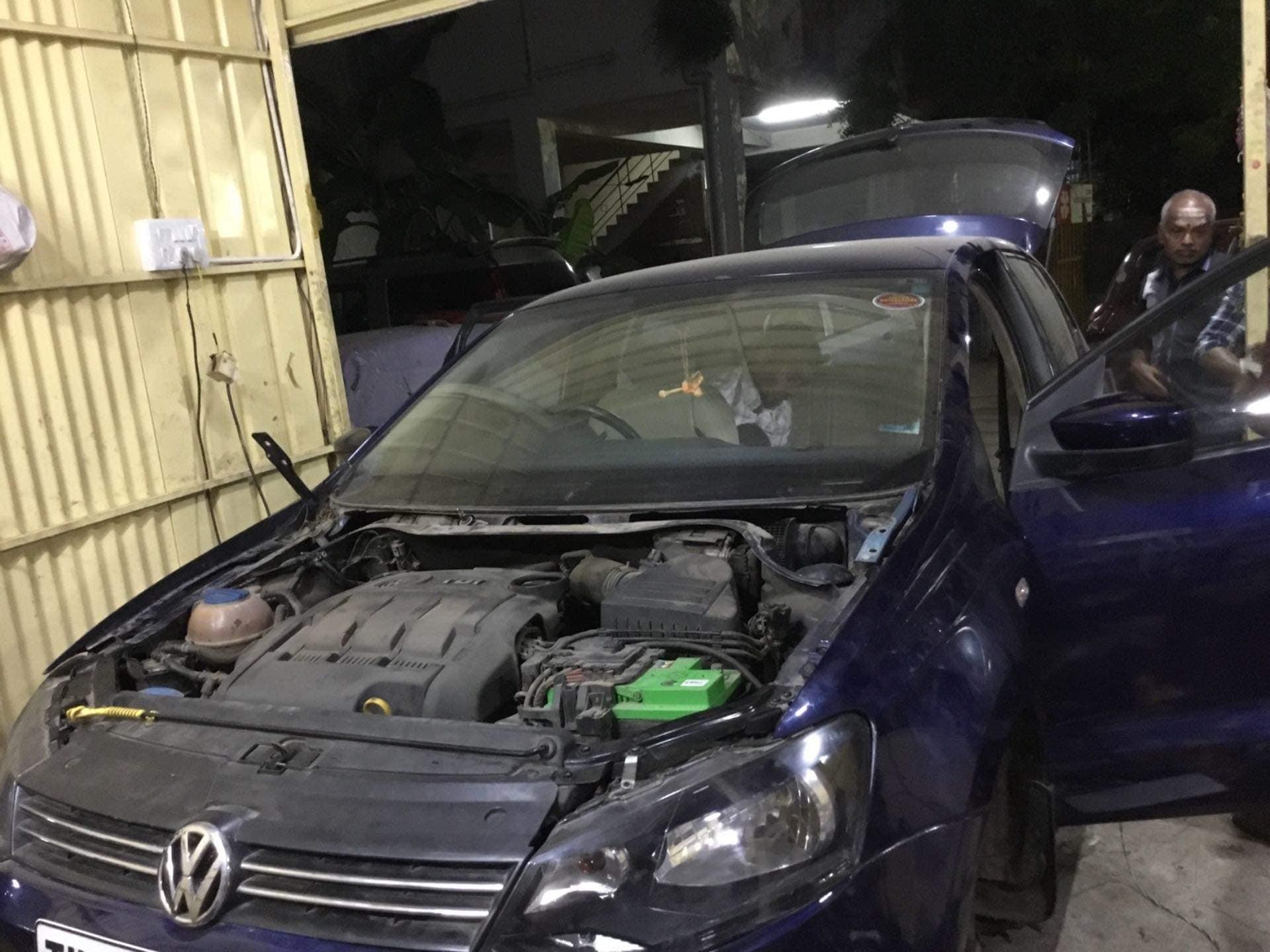 Top 50 Mahindra Renault Logan Car Repair & Services in