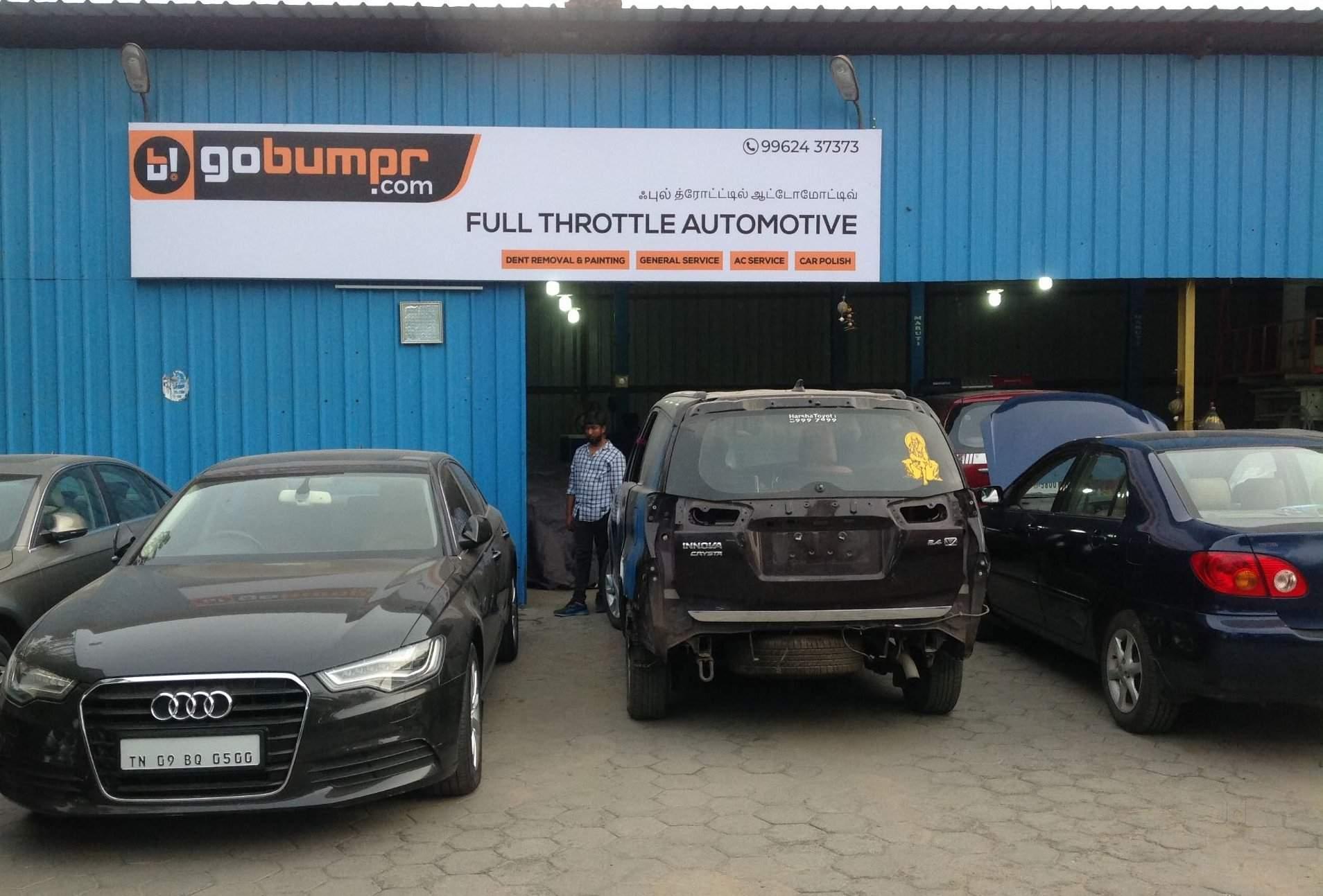 Full Throttle Automotive Ekkaduthangal Car Repair Services In Chennai Justdial