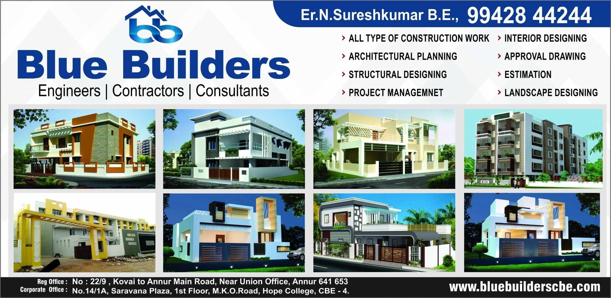Top 100 Builders In Coimbatore Best Construction Companies