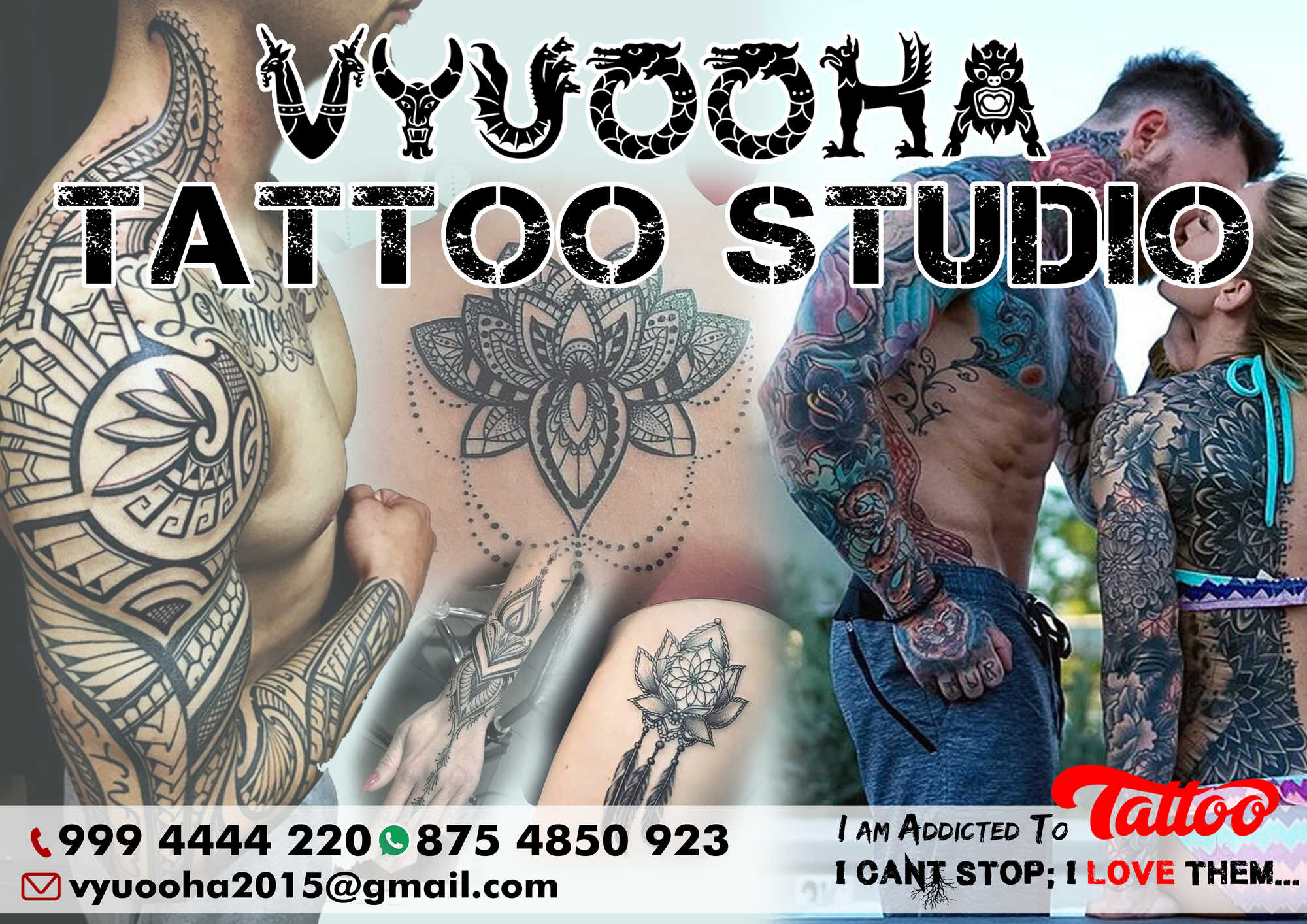Top Temporary Tattoo Artists in Coimbatore - Best Temporary Tatoo ...