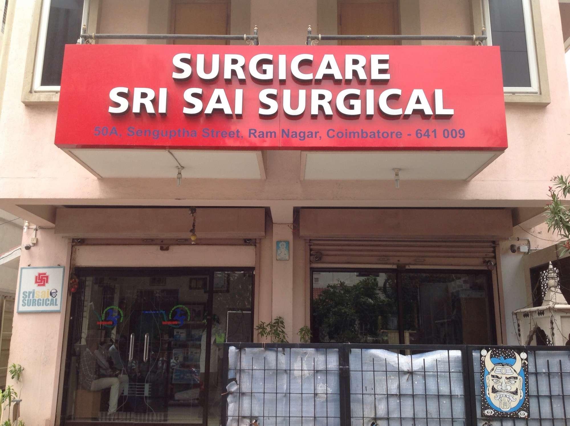 Top Johnson & Johnson Surgical Instrument Distributors in Saibaba