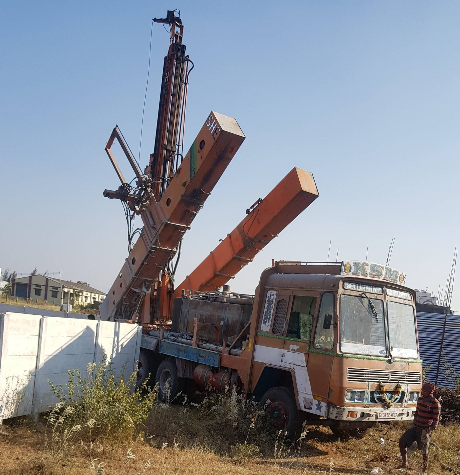 Top 100 Borewell Contractors in Coimbatore - Best Borewell