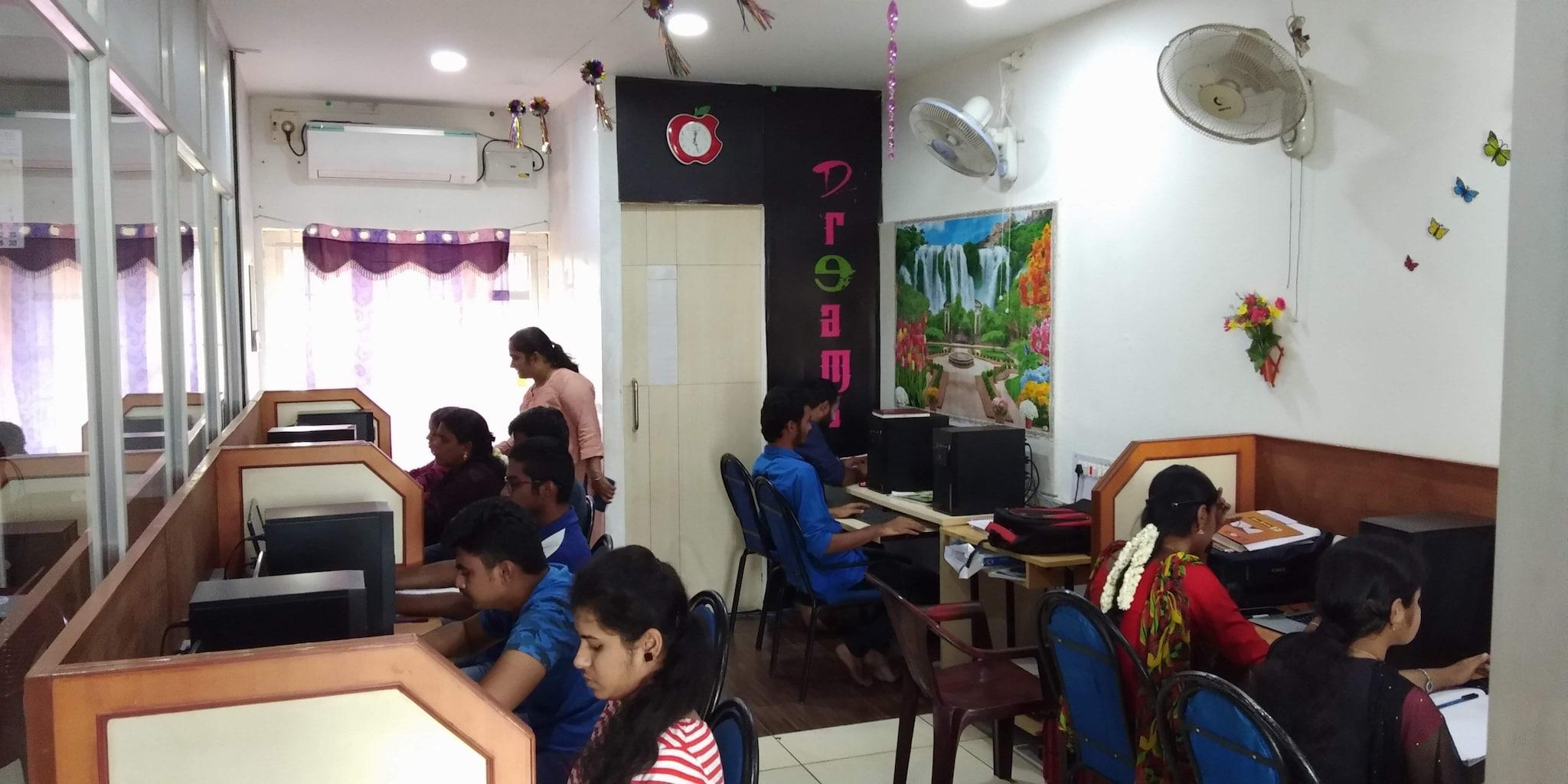 Top 100 Computer Classes in Coimbatore - Best Computer Training