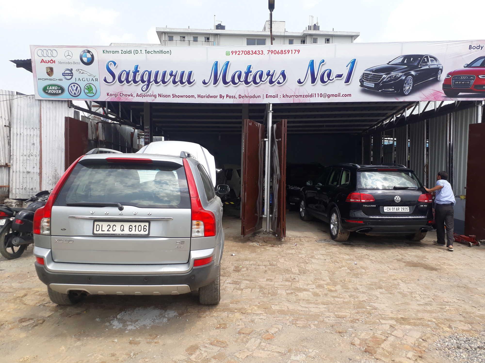 Audi Car Repair Services Dehradun Justdial - Audi car repair