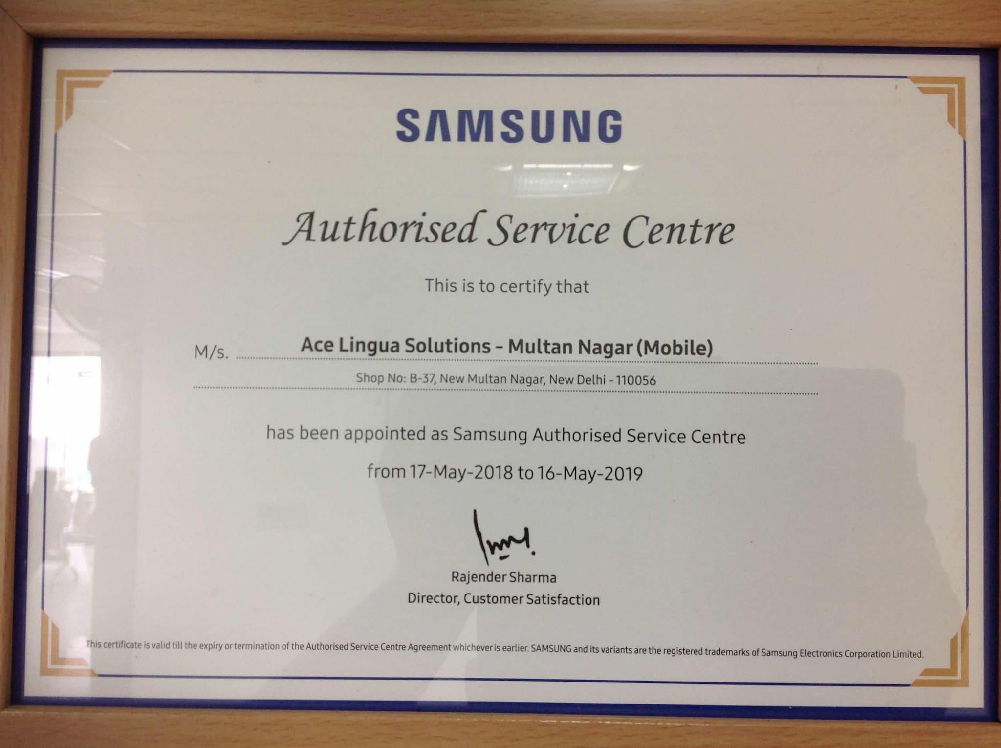 Top Samsung Mobile Phone Repair Services In Mundka Best Samsung