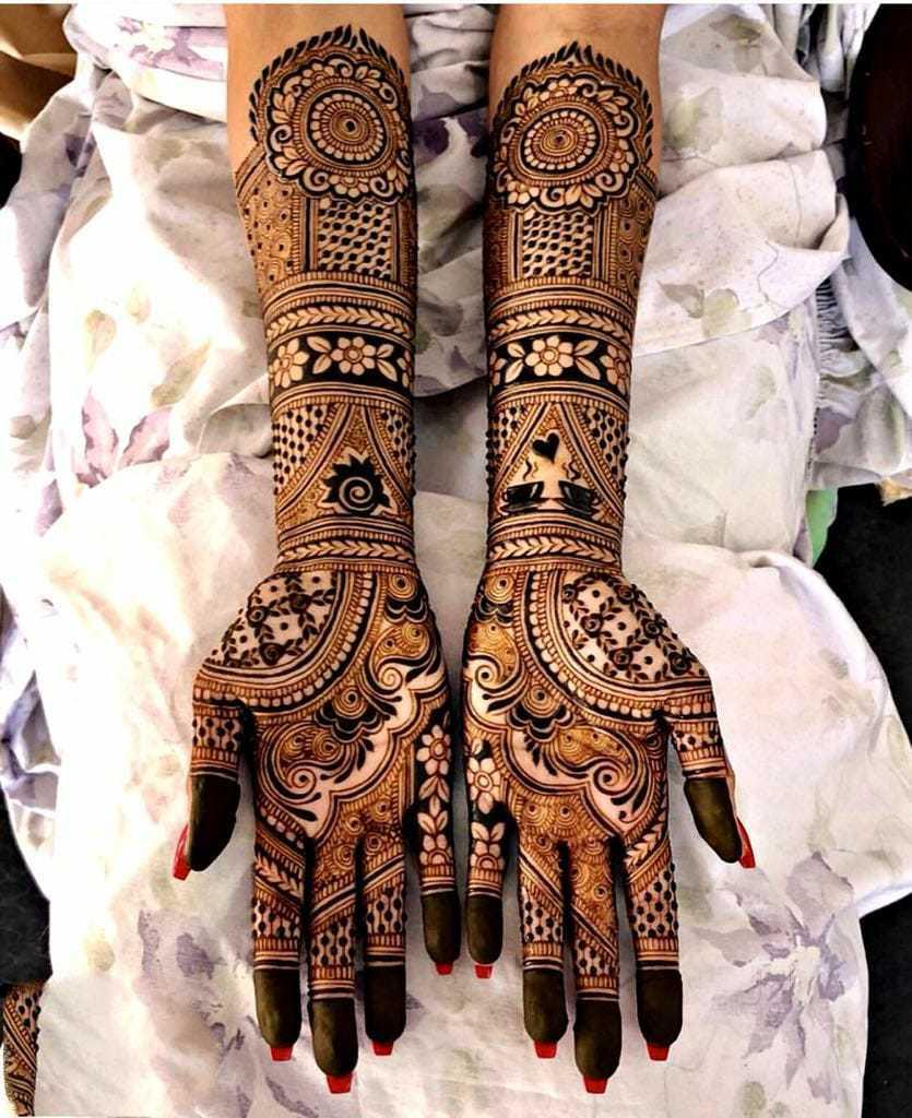 Top 100 Mehendi Artists In Delhi Best Henna Designs Justdial