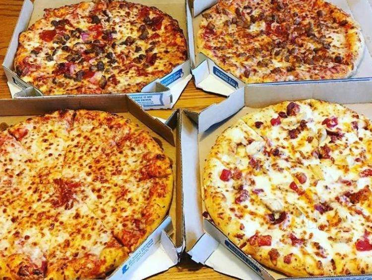 Find List Of Domino S Pizza Outlets In Delhi Domino S